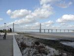 Lissabon - Ponte Vasco Da Gama